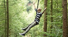 Family days out with Go Ape!
