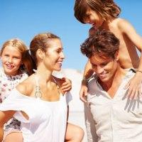 Family summer holidays