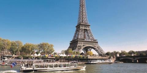 Paris is such a fun city to explore with children.