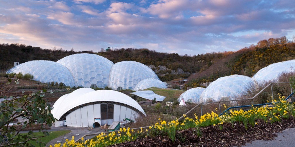 Picture of Eden Project