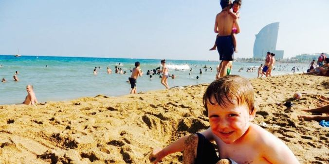 'Living Like Locals' on a Barcelona City Break with Kids