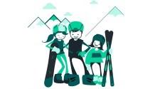 Crystal Ski family holidays