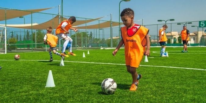 Best Holidays with Football Classes