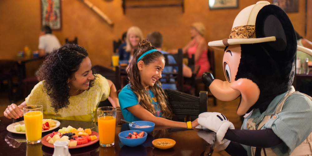 Walt Disney World Resort family holidays