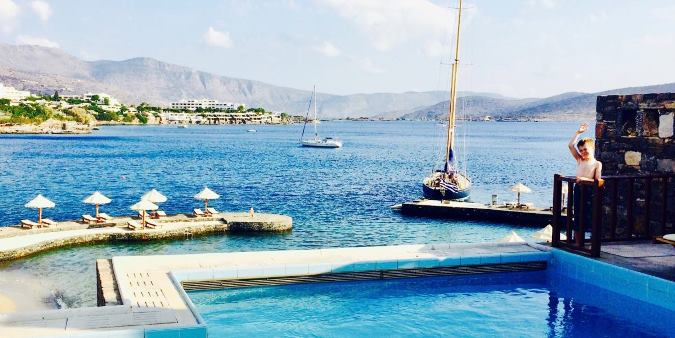 A Family Holiday at the Elounda Peninsula All-Suite Hotel, Crete