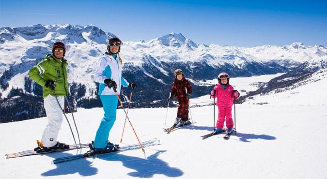 Esprit Ski family ski holidays