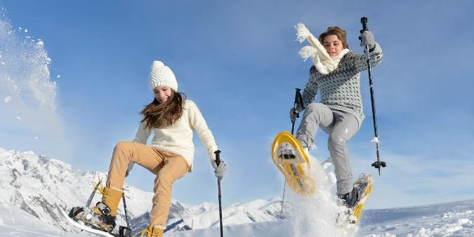 Best Skiing and Active Winter Sports Family Holidays