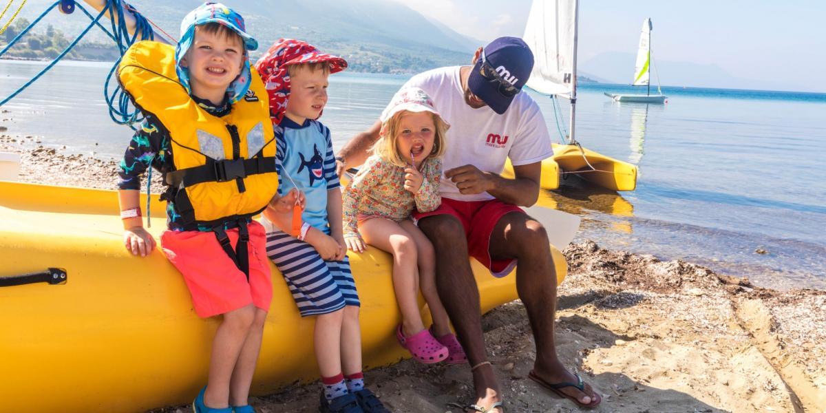 Mark Warner summer holidays