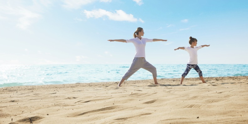 Best Places to Stay with Yoga Sessions for Kids or Families