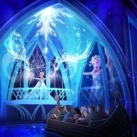 Frozen Ever After © Disney