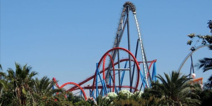 A Two-Centre Holiday at PortAventura and Playa de la Montroig, Catalonia
