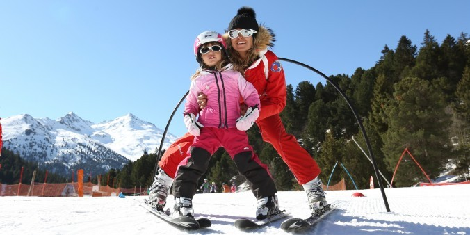 Pierre & Vacances family ski holidays