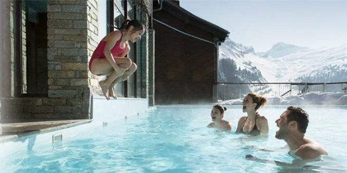 Pierre & Vacances family ski holidays