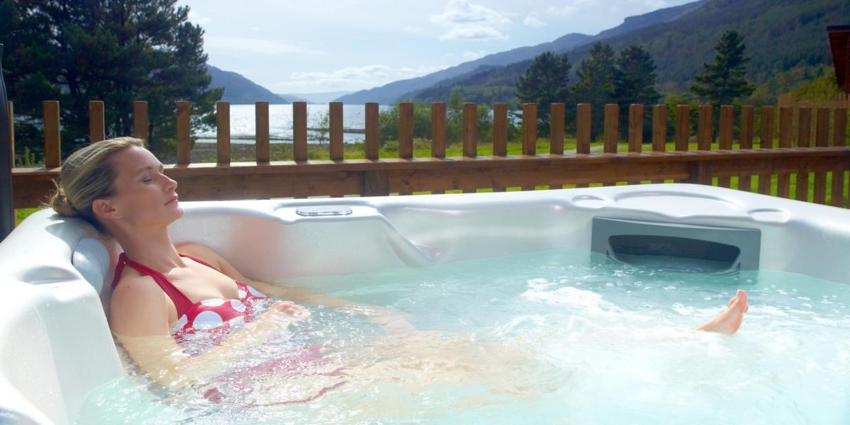Best Places to Stay with Hot Tubs, Swim-up Rooms and Private Pools