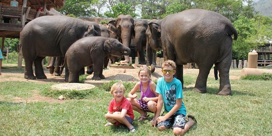 Intrepid Travel family adventure holidays