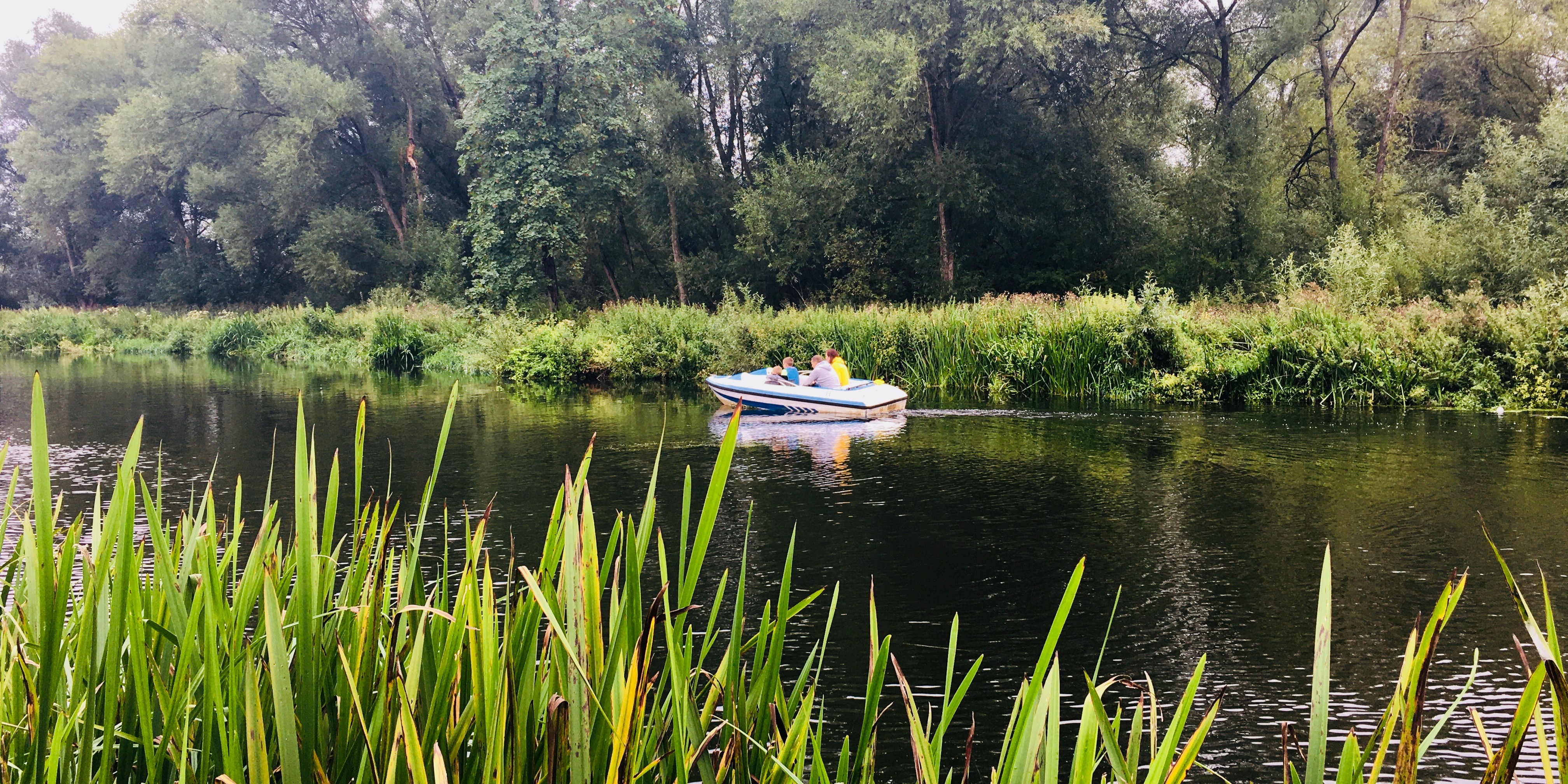 Lee Valley boating
