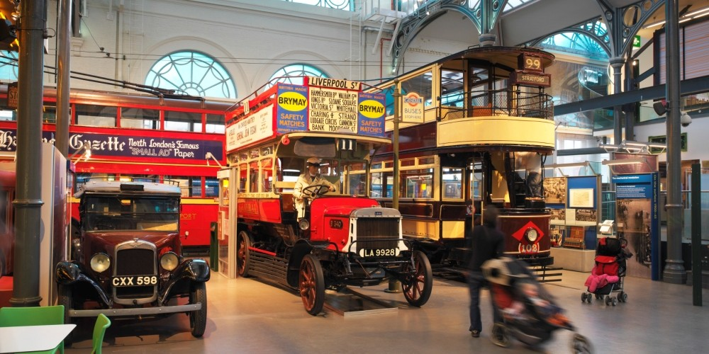 Picture of London Transport Museum