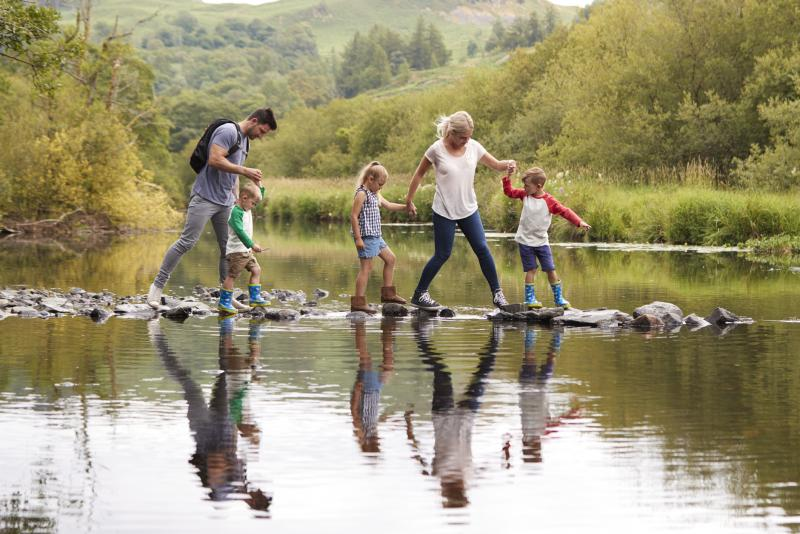 Get out and about with the National Trust