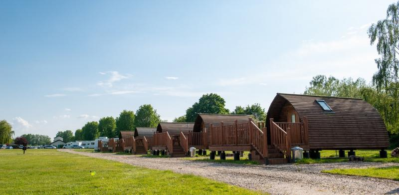 A Family Glamping Break in the Lee Valley, Hertfordshire ...