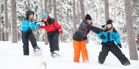 Pick activities to create your perfect family adventure in Swedish Lapland.