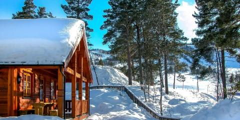 Forest Cabins in Geilo, Norway