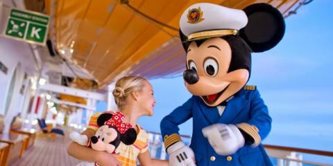 Join the Disney Magic for a summer adventure.