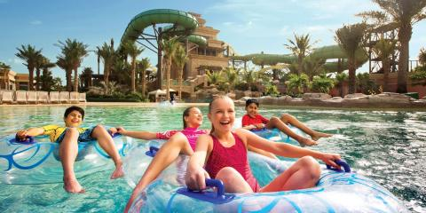 Have fun in the sun at Atlantis the Palm for February Half Term.