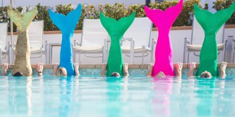 Take a Mermaid Fitness class at the Coronado in Calafornia.