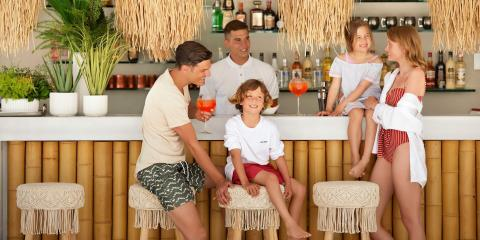 Enjoy family time at the Ikos Aria