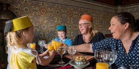 Morocco Family Retreat: Ourigane
