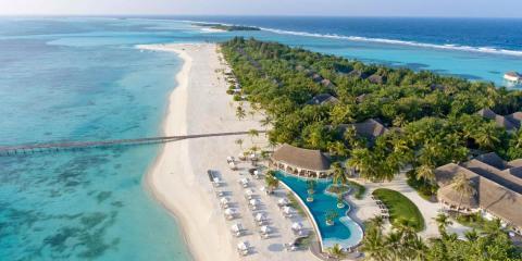 Kanuhura A Sun Resort, Maldives