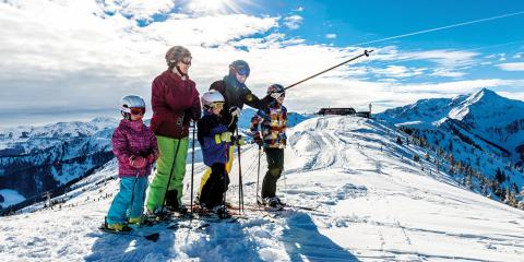 Buy 1 lift pass and get a second half price with Crystal Ski.