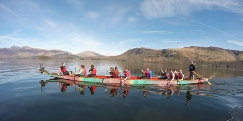 Enjoy an activity-filled family break in the Lake District.