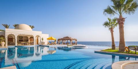 Oberoi Sahl Hasheesh, Hurghada, Egypt