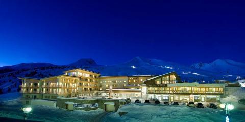 Grand Hotel Paradios in Passo Tonale