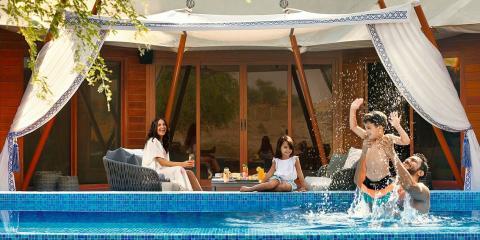 Experience the wonders of the desert with a stay at Ritz-Carlton Ras Al Khaimah, Al Wadi Desert