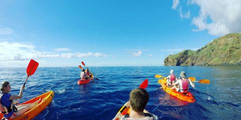Madeira is perfect for an action-packed family adventure.