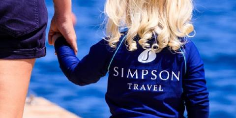 Family-friendly holidays with Simpson Travel.