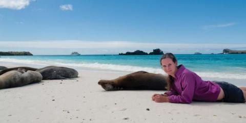 Galapagos Family Adventure Holiday.
