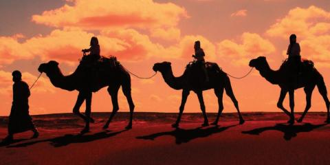 Saharan Sands, Morocco - family adventure holiday