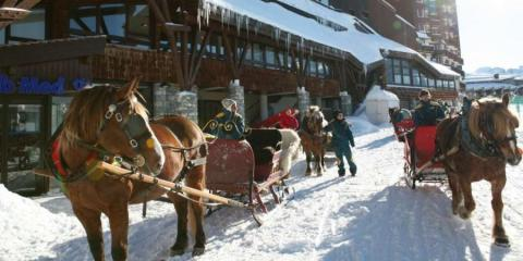 Young family ski holidays at Club Med Avoriaz.