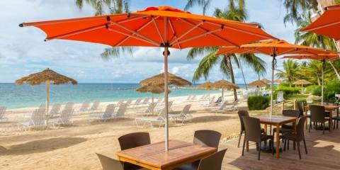 Space to relax at Beach at Bougainvillea.