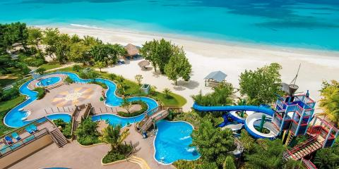 Beaches Negril Resort.