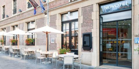 Hotel Novotel Brussels off Grand'Place