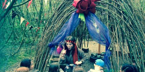 The Secret Village Adventure at Bluestone