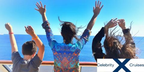 Family-friendly Celebrity Cruises.