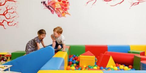 All-inclusive childcare at Ikos Dassia.