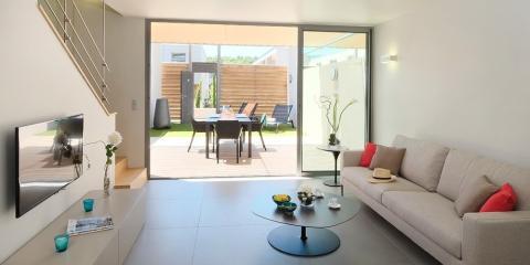 Costa Nera Suites - apartment interior and terrace.
