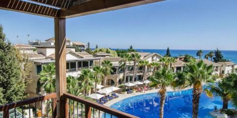 Columbia Beach Resort, Cyprus.