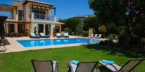 Aphrodite Hills family villa